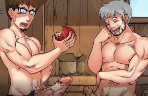 Free Gay Harem and Men Bang games online