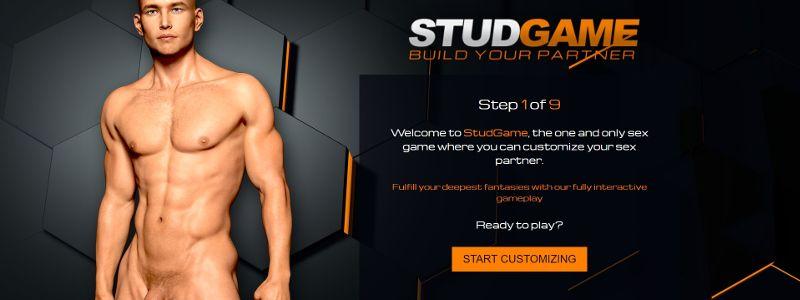 Stud game gay porn simulator